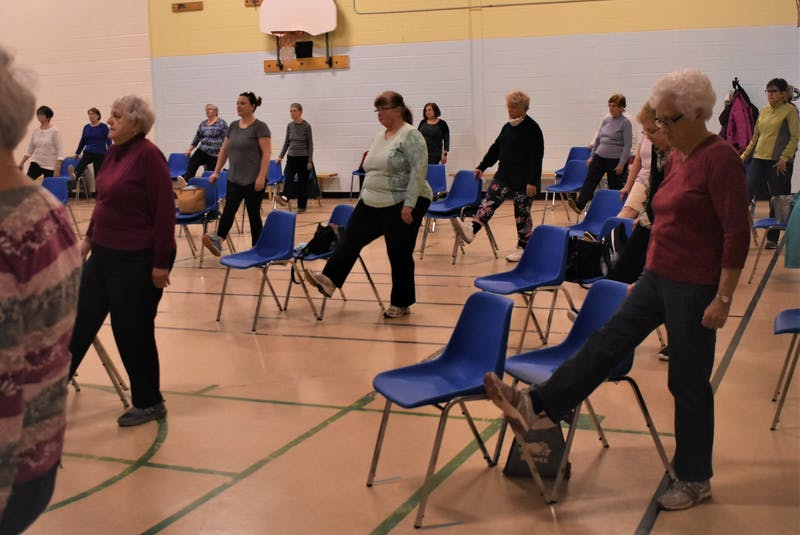 Folks of all ages can benefit from the low-impact, accessible Chair Exercise workout.  - Richard MacKenzie