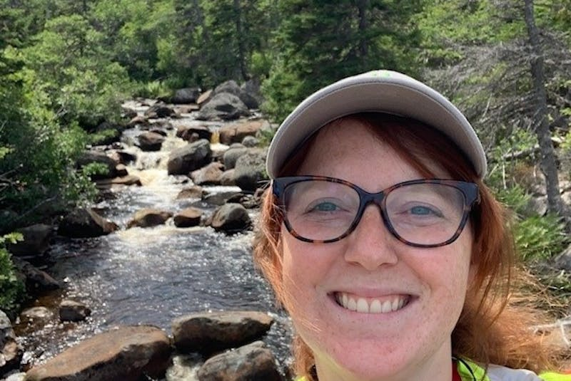 Jennifer Sullivan is Newfoundland and Labrador's provincial stewardship co-ordinator with the Nature Conservancy of Canada. - Contributed