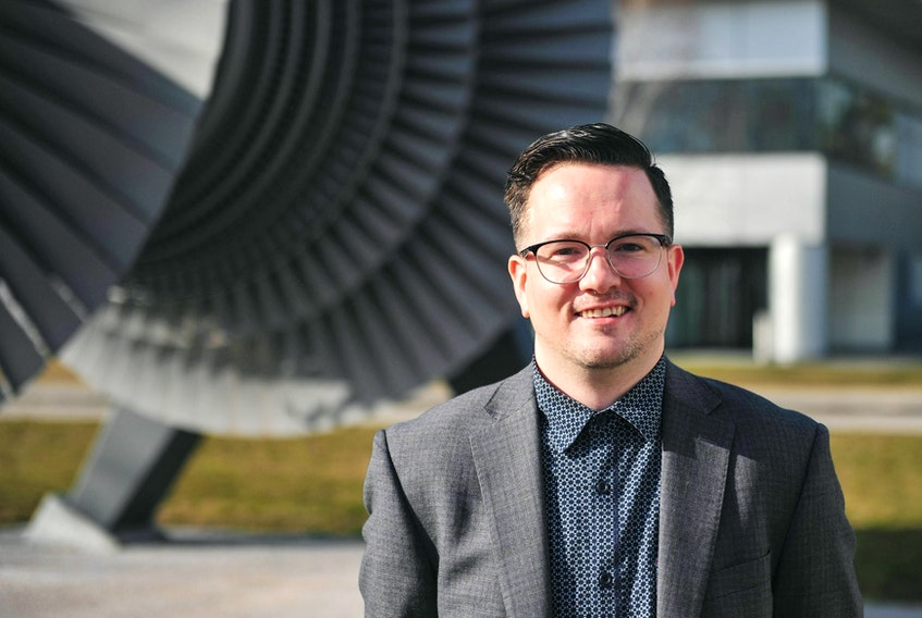 Nuclear energy advocate Ross Horgan is a member of both the Canadian Nuclear Society and the North American Young Generation in Nuclear. CONTRIBUTED
