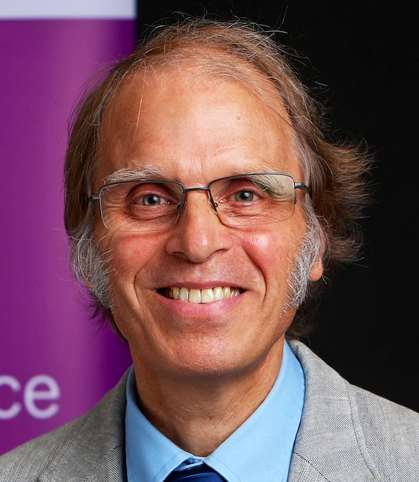 Dr. Larry Hughes, a professor at Dalhousie University who specializes in energy systems. CONTRIBUTED - Contributed