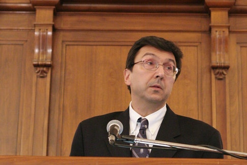 """Dr. David Naylor: """"The whole country owes (NACI) a debt of gratitude."""""""