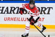 Gina Kingsbury, who won two Olympic gold medals as a player, is Hockey Canada's director of national women's teams. - Hockey Canada Images