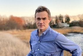 Author Patrick Radden Keefe. Photo by Justyna Gudzowska.