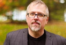 Author Jeff VanderMeer. Courtesy, Kyle Cassidy.