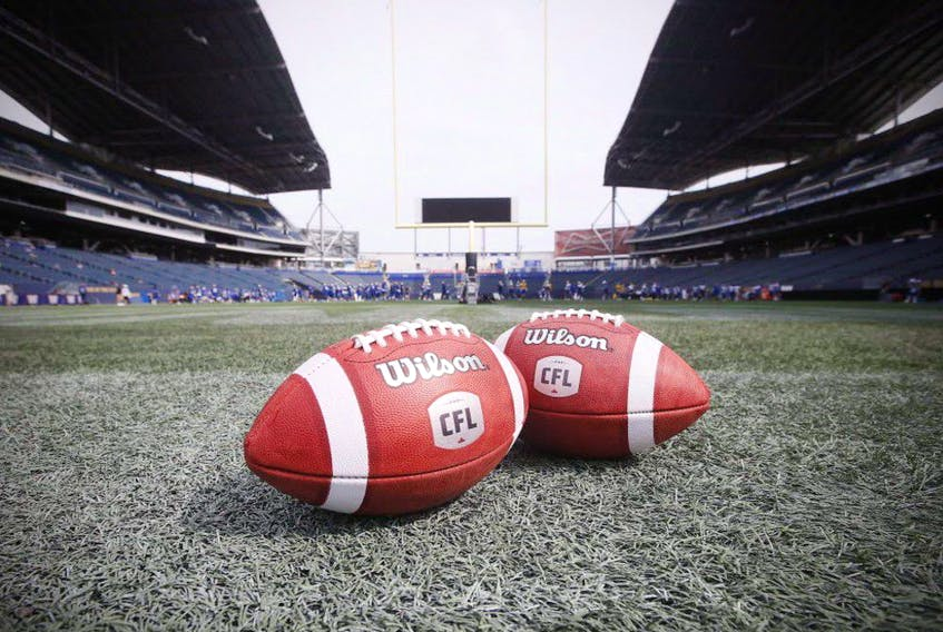 The CFL's commissioner says more than half of the league's revenue comes from game-day fans, although with only three of nine clubs opening their books publicly, that number cannot be vetted