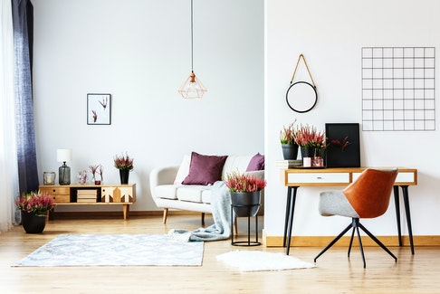 """Trying to create a home office space in your existing home? """"Find a little space for yourself, whether it's just hanging your diploma or degree to the left of you as you're in front of your computer screen,"""" recommends Wanda Hunter, a St. John's-based decorator who has had many clients asking for advice and trends for home offices."""
