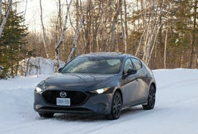 If you're after a high-performance experience that flies under the radar, a Mazda3 Sport with the turbocharged engine option will serve you nicely. Justin Pritchard/Postmedia News