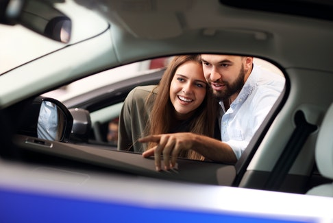 Roughly 35 per cent of Canadians do not research their auto financing at all. 123rf stock photo