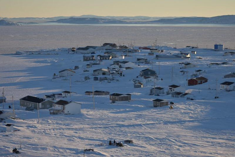 Amy Hudson is from the remote community of Black Tickle, off the coast of Labrador. - Photo by Amy Hudson - Contributed