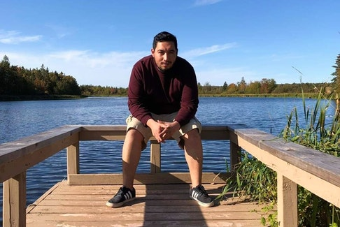 Roberto Ortiz works at a seafood processor near Tignish and worries new immigration pathways could further slow the already delayed process to receive his permanent residency.