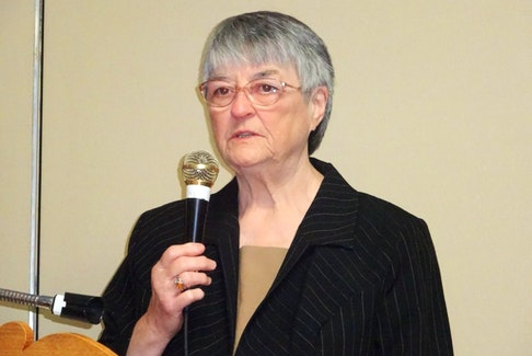 Marilyn Sutherland's efforts helped grow the sport of curling on P.E.I. She died recently in Charlottetown at the age of 78.