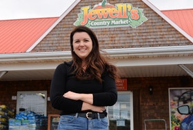 Ally Murphy is the new owner of Jewell's Country Market in Marshfield.