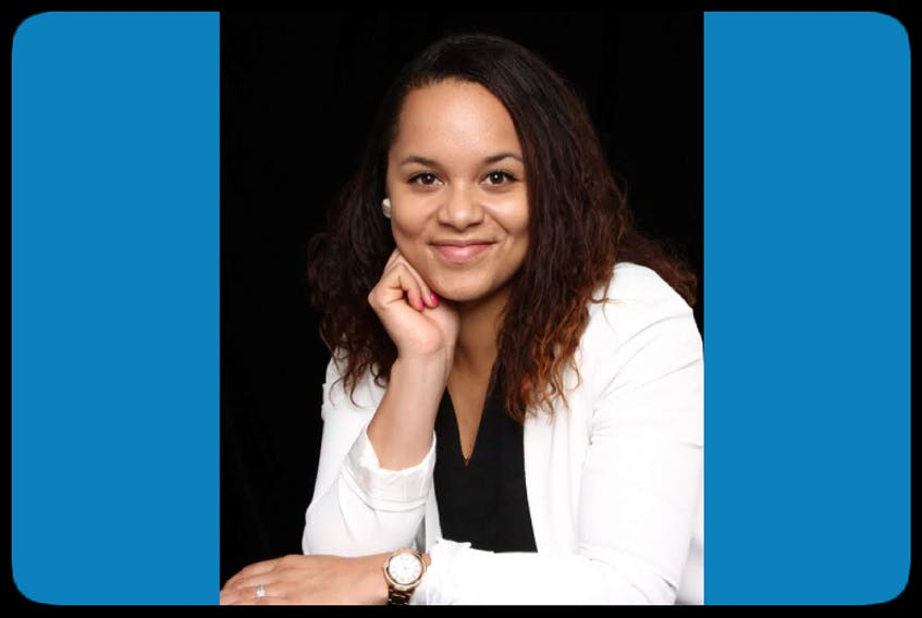 Local African Nova Scotian social worker and community advocate Courtney Brown was recently awarded the RBC Future Launch Scholarship. - Photo Contributed.