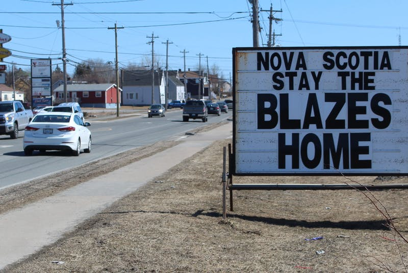 People driving along Reserve Street in Glace Bay, N.S. - SaltWire Network file photo