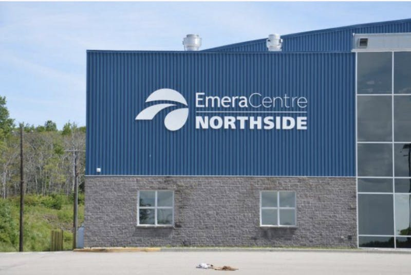 After a one-and-a-half hour debate on Tuesday, CBRM councillors voted 8-4 in favour of forgiving a $172,000 loan from the Emera Centre Northside. CONTRIBUTED - Saltwire network