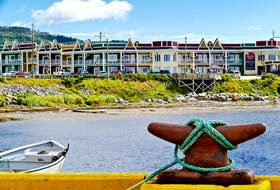 The Ocean View Hotel in Rocky Harbour will reopen for the 2021 tourism season. - Contributed/Facebook
