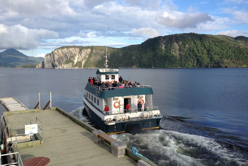 BonTours is planning to resume offering tours of Bonne Bay from its base in Norris Point this tourism season.   - Contributed