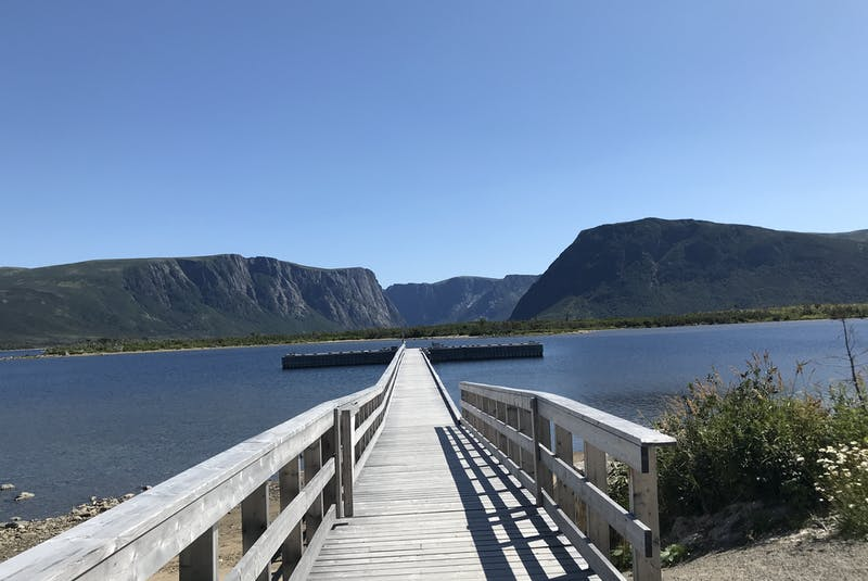 BonTours still hasn't decided if it will reopen its Western Brook Pond boat tour this year.  - Diane Crocker
