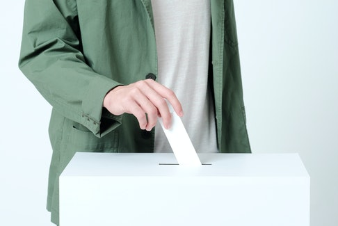 Election day in New Brunswick starts on May 10, but voters can submit their vote before that date with a special ballot.