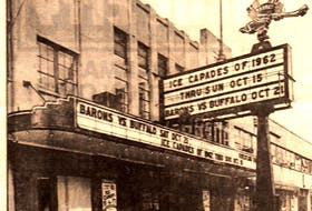 The Ice Capades were a popular event at the Cleveland Arena, also home to hockey's Cleveland Barons.