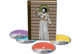 Aretha Franklin's long and storied career as the Queen of Soul is the focus of a well-conceived new boxed set simply called Aretha. Contributed