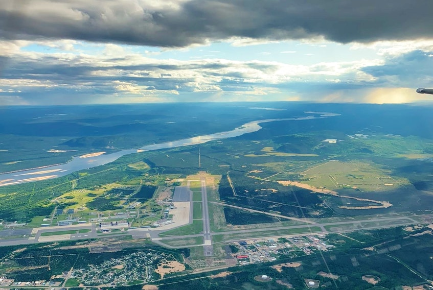 A flight training school is coming to Goose Bay Airport this summer, which the airport hopes will become a regular occurrence.