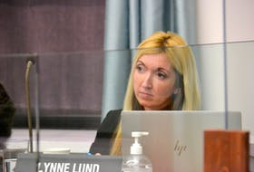 Green MLA Lynne Lund has raised the issue of non-disclosure agreements in cases involving sexual assaults three times in Question Period since March.