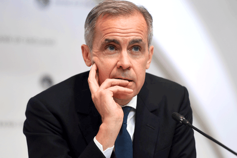 Former Bank of England (and Canada) governor Mark Carney damned Canada's latest federal budget with faint praise.
