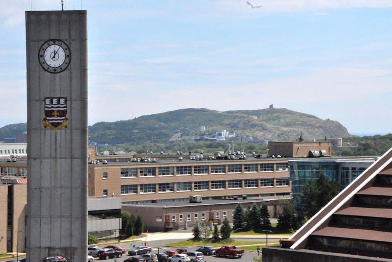 Memorial University's St. John's campus. - SaltWire Network file photo