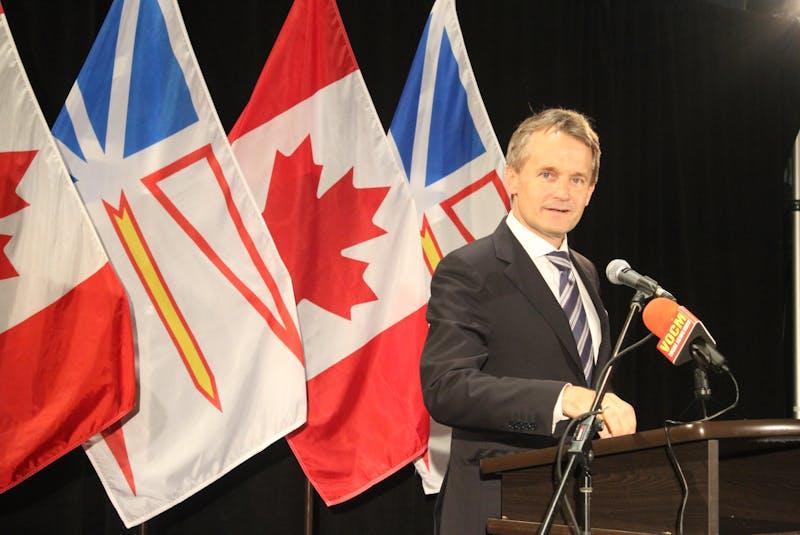Canada's Natural Resources Minister Seamus O'Regan. — SaltWire Network file photo