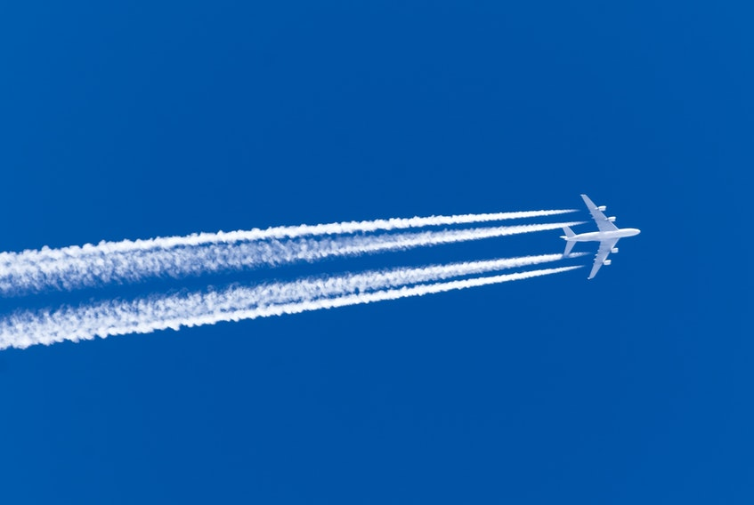 As the world fights the COVID-19 pandemic, fewer jet airplanes are transporting people and goods. A little-known benefit of air travel is the constant collection of weather data during a flight.  - contributed