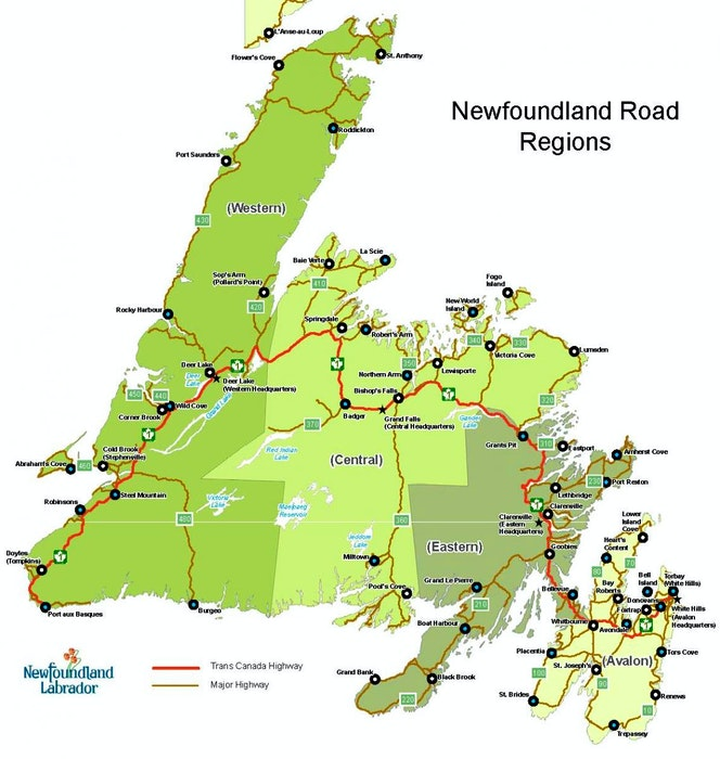 Government of Newfoundland and Labrador
