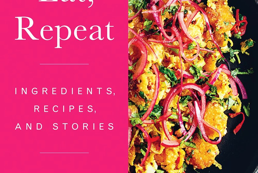 Cook, Eat, Repeat is Nigella Lawson's 12th book.