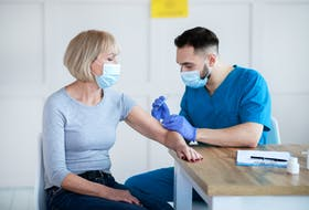Eastern Health announced it will be holding vaccination clinics for individuals aged 55 to 64 years old as of Dec. 31, 2021, beginning May 7.