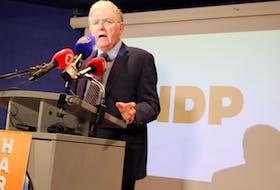 NDP MP Jack Harris - File photo