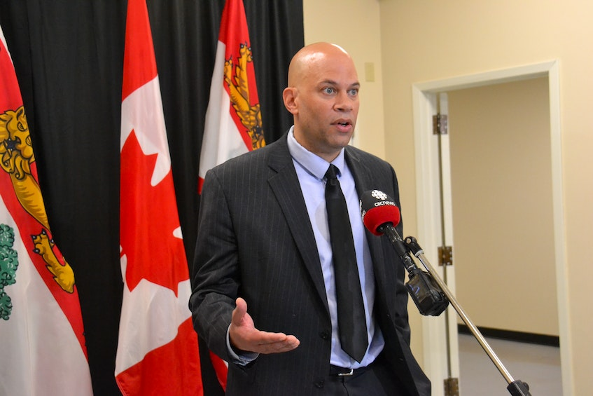 Liberal MLA Gord McNeilly raised concerns that the province's plans for the Charlottetown Curling Club have not been informed by consultation from the community. - Stu Neatby