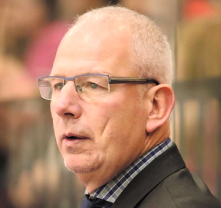 Former Cape Breton Oiler Mark Lamb hit a coaching milestone in the Western Hockey League earlier this week, collecting his 250th career victory. CONTRIBUTED • PRINCE GEORGE COUGARS - Contributed