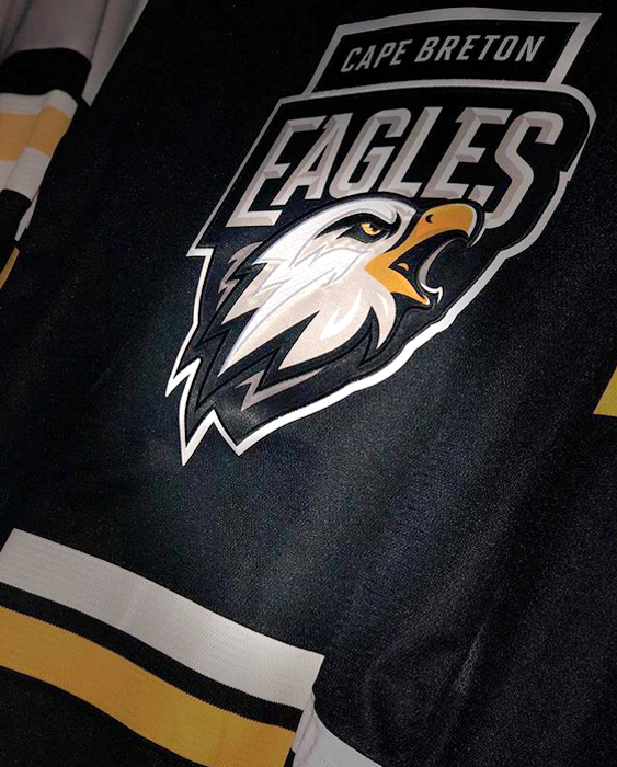 The Cape Breton Eagles are in QMJHL draft lottery territory for the league's first overall pick. CONTRIBUTED • CAPE BRETON EAGLES - Contributed