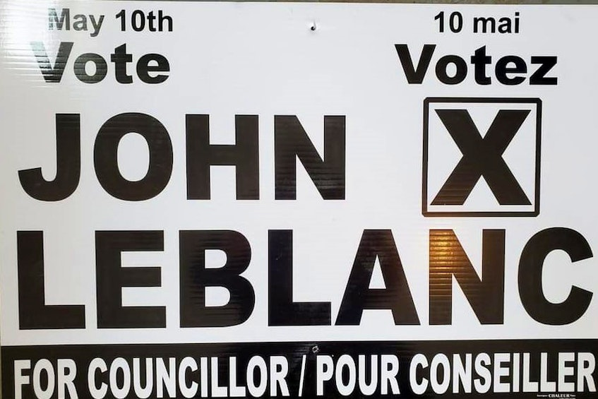 Former Cape Breton Oiler John LeBlanc has decided to throw his name in the ring for the City of Campbellton's municipal election this year. The New Brunswick election is slated for May 10. CONTRIBUTED • FACEBOOK - Contributed