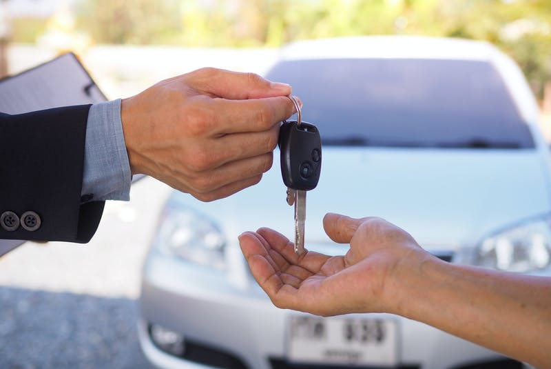 You may want to give it some thought before tossing the keys of your old ride to the dealer when picking out a new one. 123rf stock photo - POSTMEDIA