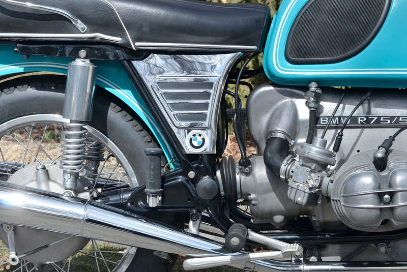 At some point in the motorcycle's life, it had been left outside in a partially dismantled state and water found its way into the left cylinder. The result was a set of frozen rings and a cracked intake valve, which was put right by Calgary shop Universal Cycle Services before Gord McLellan reassembled the engine. Photo courtesy of Gord and Krista McLellan	 - POSTMEDIA