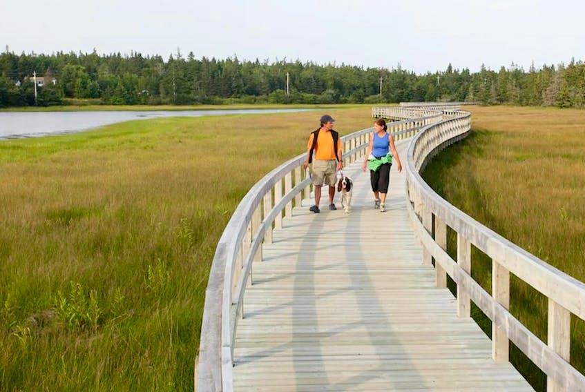 Hidden spots like Risser's Beach are among Nova Scotia's gems. Photo courtesy of NS Tourism