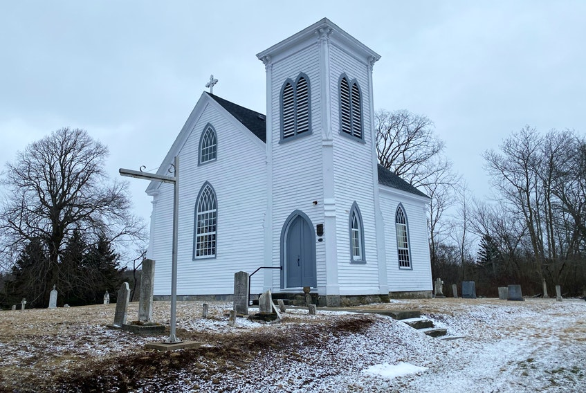 Saint Stephen's Church in Tusket is available for free to the right applicant. CARLA ALLEN • TRICOUNTY VANGUARD