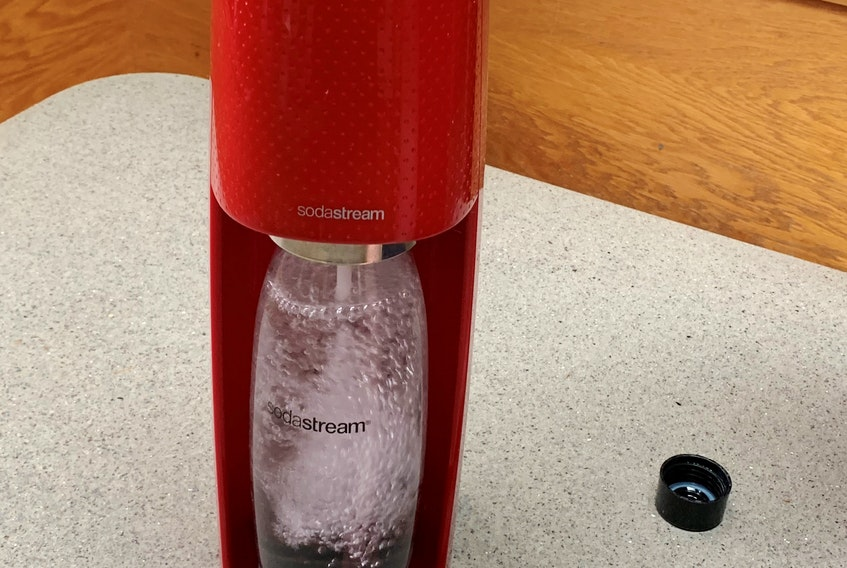 Users of the popular kitchen device SodaStream say they like that they're helping the environment.