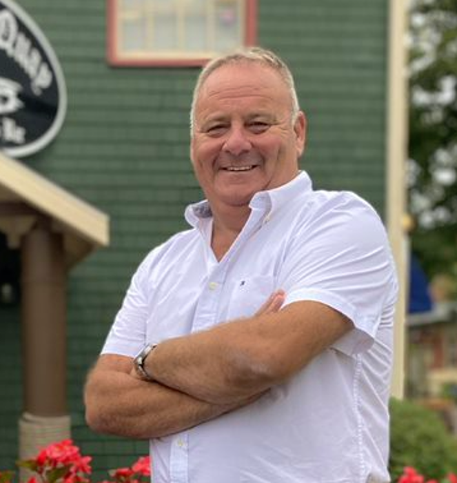 Liam Dolan is the owner of Peake's Quay Restaurant and Bar on the Charlottetown waterfront. - SaltWire file