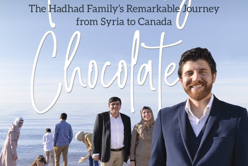 """Peace By Chocolate"" tops the local non-fiction bestsellers list. CONTRIBUTED"