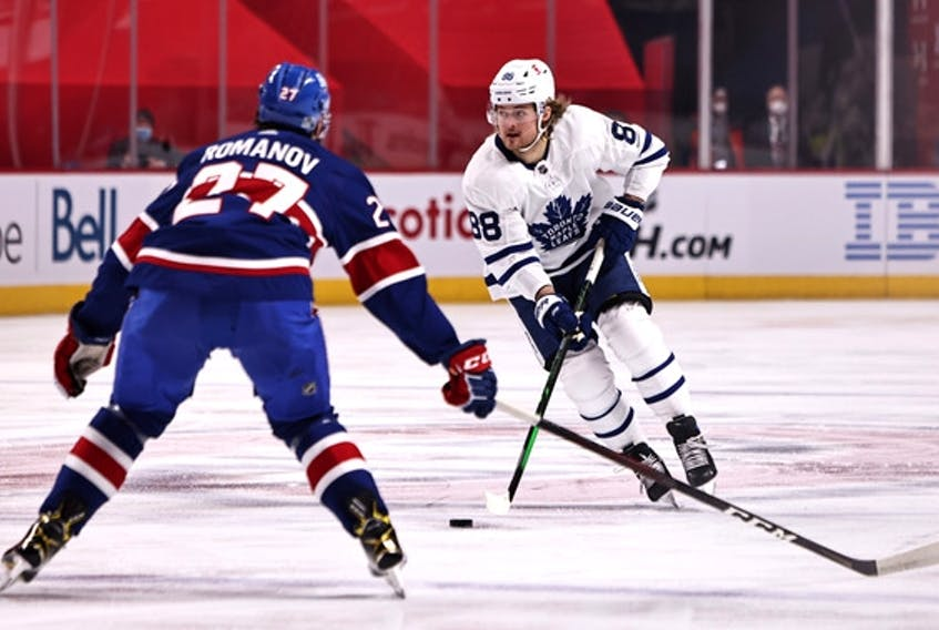 The Toronto Maple Leafs and Montreal Canadiens will meet for the fifth time this season, on Wednesday night at Scotiabank Arena.