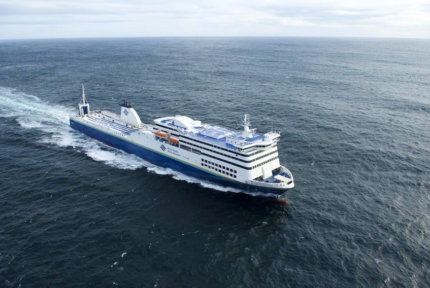 Marine Atlantic is walking back a plan announced earlier this year to increase some of its commercial and passenger rates for 2021-22. — Contributed