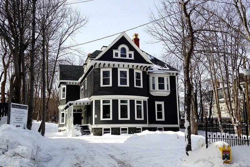 Built between 1898 and 1900, the property at 55 Rennie's Mill Rd. in St. John's was recognized by the city after its restoration work. — SaltWire Network File Photo
