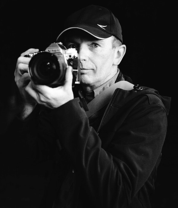 Charlie Morrison is a local photographer who's working on an exhibit he hopes will help bring the importance of multicultural relationships into focus. CONTRIBUTED - Saltwire network